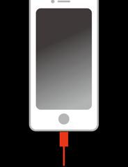 iPhone(アイフォン)ドックコネクター交換修理(充電部分)